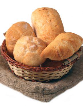 pane misto senza gluitine