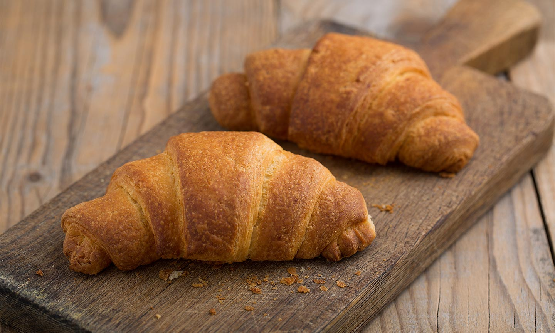 Ricetta Brioches Senza Glutine.Croissant Vuota Senza Glutine Zero Glutine